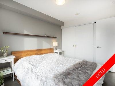 Mount Pleasant VE Condo for sale:  1 bedroom 753 sq.ft. (Listed 2019-02-22)