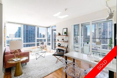 Yaletown Condo for sale:  1 bedroom 675 sq.ft. (Listed 2019-09-14)