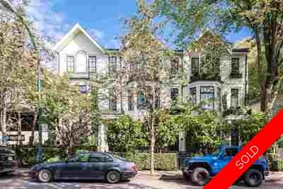 Kitsilano Townhouse for sale:  3 bedroom 2,779 sq.ft. (Listed 2019-09-29)