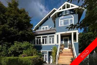 Kitsilano Townhouse for sale:  2 bedroom 974 sq.ft. (Listed 2019-10-18)