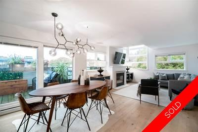 Kitsilano Condo for sale:  2 bedroom 957 sq.ft. (Listed 2019-10-24)