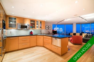 Yaletown Condo for sale: Peninsula 3 bedroom 1,267 sq.ft. (Listed 2019-12-11)