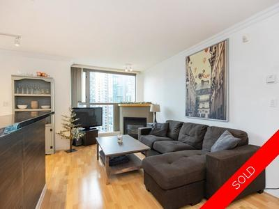 Yaletown Condo for sale:  1 bedroom 583 sq.ft. (Listed 2019-12-18)