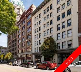 Downtown VW Condo for sale:  1 bedroom 731 sq.ft. (Listed 2018-09-06)