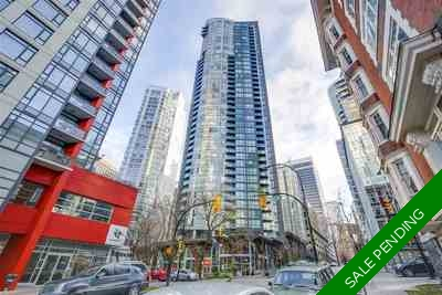 Coal Harbour Condo for sale:  2 bedroom 1,025 sq.ft. (Listed 2018-01-17)