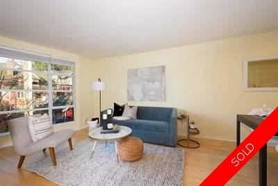 Kitsilano Condo for sale:  2 bedroom 979 sq.ft. (Listed 2020-02-23)