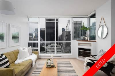 Coal Harbour Condo for sale:  1 bedroom 710 sq.ft. (Listed 2020-03-05)