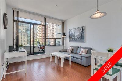 Downtown VW Apartment/Condo for sale:  1 bedroom 488 sq.ft. (Listed 2020-10-07)