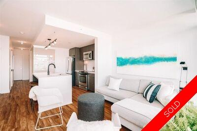 Mount Pleasant VE Apartment/Condo for sale:  1 bedroom 560 sq.ft. (Listed 2020-10-13)